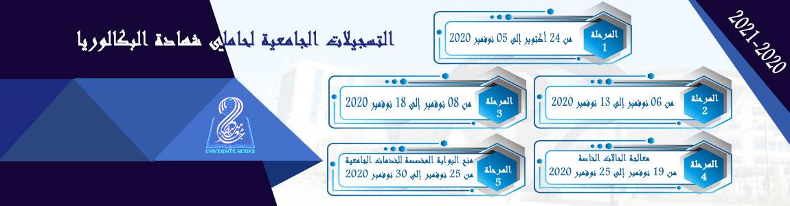 Der Kalender der Vorregistrierungen und endgültigen Registrierungen neuer Abiturienten