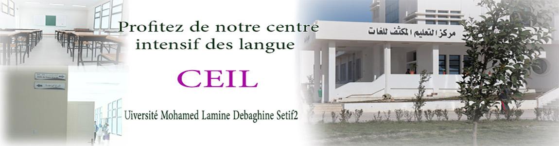 مركز التعليم المكثف للغات