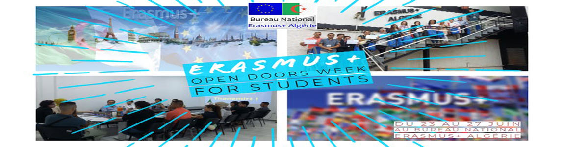Erasmus+ Open Doors Week for Students